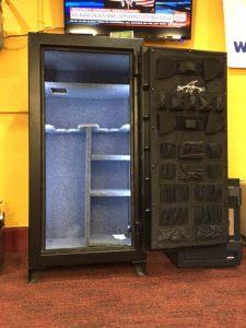 Amsec FV6032 Safe, Inside View